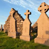 Isle of Uist, Benbecula - Nunton begraafplaats