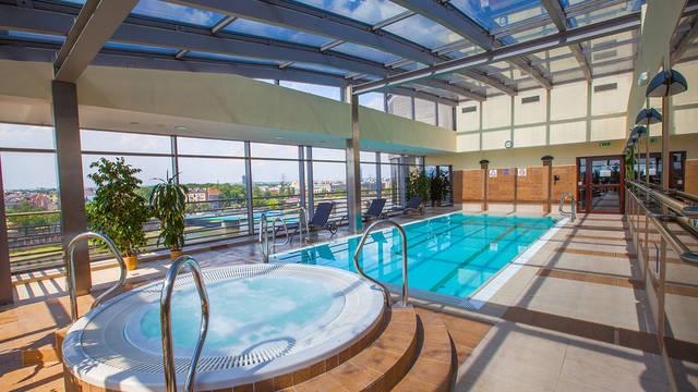 Zwembad Hotel Qubus Krakow