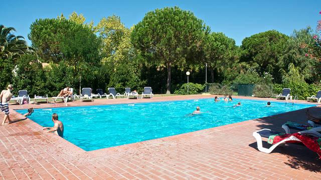 Zwembad 6 Appartementen Ghiacci Vecchi