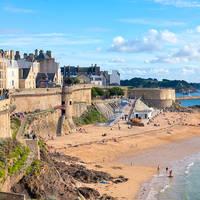 8-daagse Busrondreis Normandische Invasiestranden, Bretagne En Parijs
