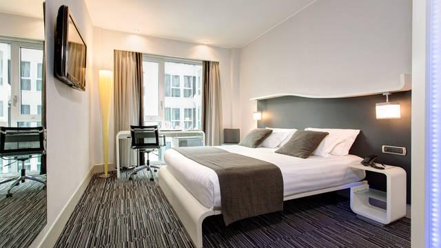 Tweepersoonskamer Best Western Premier hotel Royal Santina