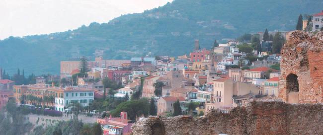 Kleurrijk sicilie
