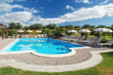 Last minute vakantiehuisje Sicilië 🏕️Glamping Agriturismo Vultaggio