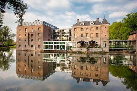 Super autovakantie Limburg 🚗️Hotel Bilderberg Château Holtmühle