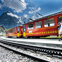 Jungfraubahn Kleine Scheidegg