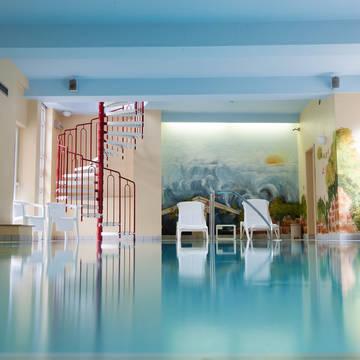 Zwembad Hotel du Commerce