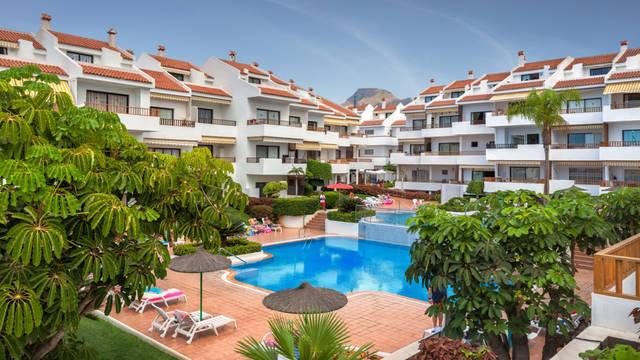Overzicht Appartementen HG Cristian Sur
