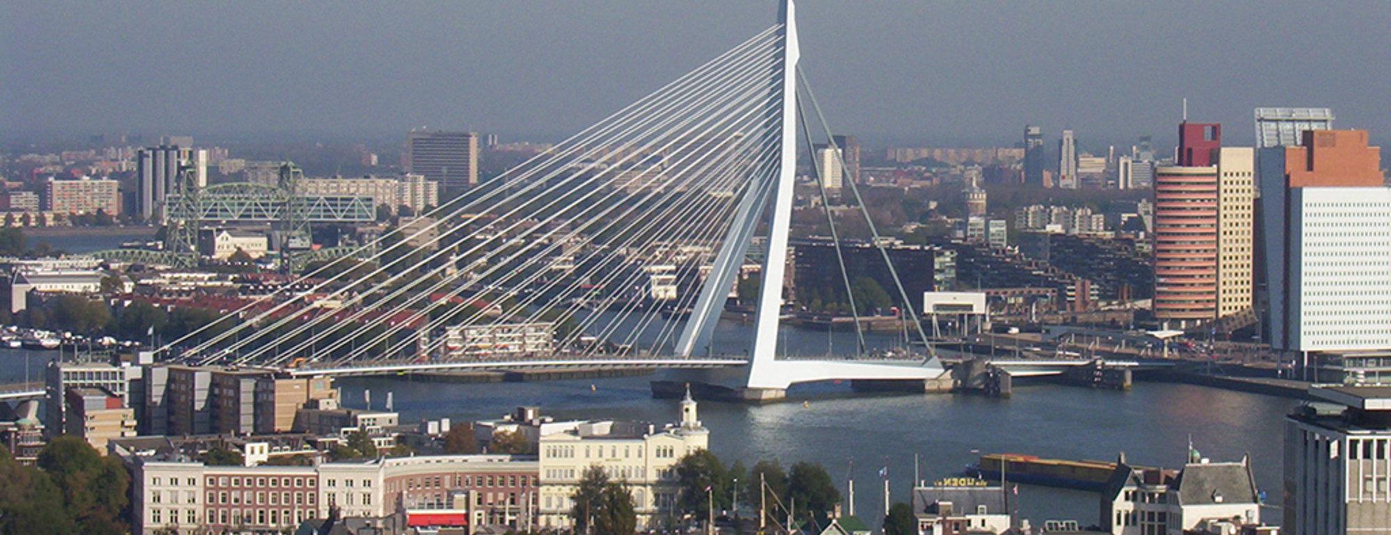 Rotterdam de Erasmusbrug