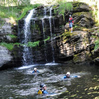 Oppdal - canyoning