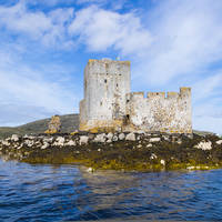 Isle of Barra - Kisimul Castle