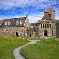 Isle of Iona - Iona Abbey