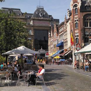 Terras in Gent