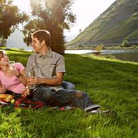 Picknick aan de Moezel