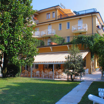 Exterieur Hotel Bisesti