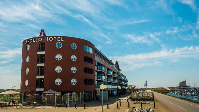 Exterieur Apollo Hotel IJmuiden Seaport Beach