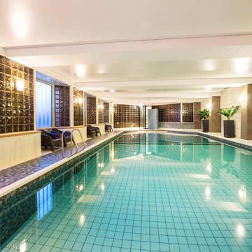 Zwembad Bilderberg Europa Hotel Scheveningen