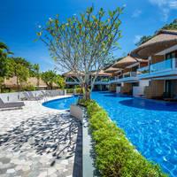 Thailand - Krabi - Tup Kaek Sunset Beach Resort - deluxe pool access