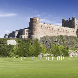 Panoramabeeld kasteel