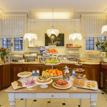 Ontbijt Hotel Ala