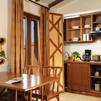 Voorbeeld keuken appartement