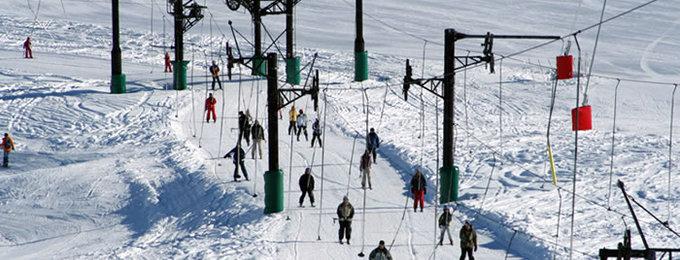 Wintersport Valmorel
