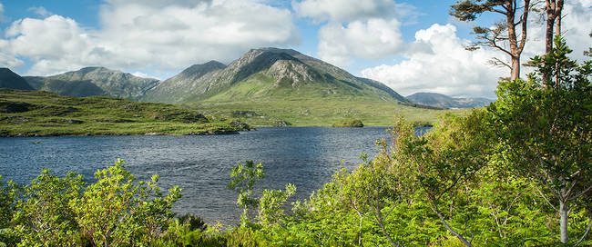 Twelve Bens in Connemara