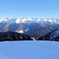 Berg omgeving