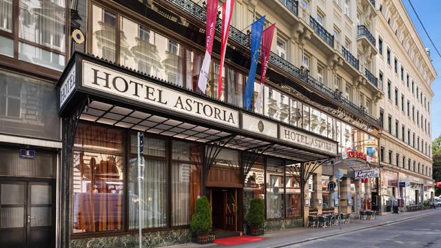 Entree Hotel Austria Trend Astoria