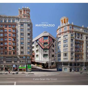 Aanzicht Hotel Mayorazgo