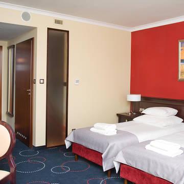 Kamer Hotel Admiral