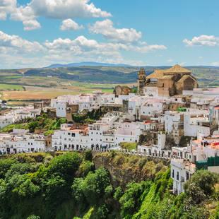 Pueblos blancos, Andalusië
