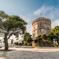 Thessaloniki - Witte Toren