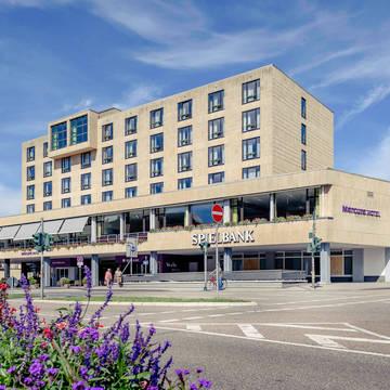 Voorzijde Mercure Hotel Trier Porta Nigra