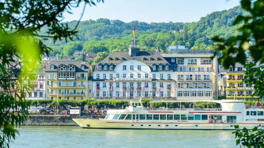 Bellevue Rheinhotel Boppard Bellevue Rheinhotel