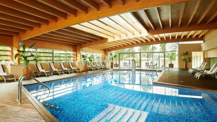 Zwembad Hotel Corinthia Lisboa