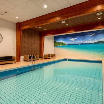 NH Veluwe Sparrenhorst - Binnenzwembad Hotel NH Veluwe Sparrenhorst