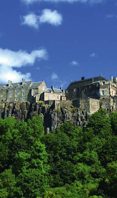 10-daagse autorondreis inclusief overtochten The Spirit of Scotland