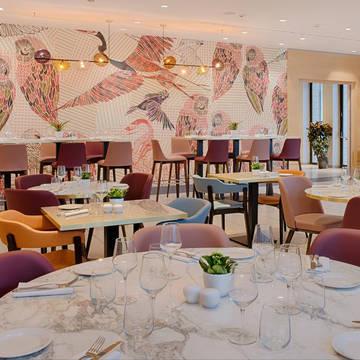 Restaurant Hotel NH Bologna de la Gare
