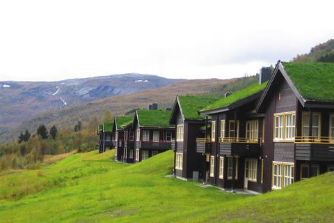 Last minute vakantie Westelijk Fjordengebied 🚗️Myrkdalen Mountain Resort Appartementen