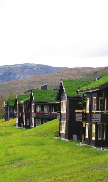 Appartementen Myrkdalen Mountain Resort