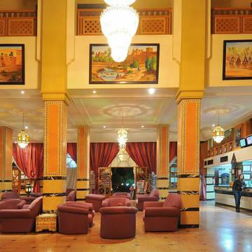 Lobby Diwane Hotel & Spa