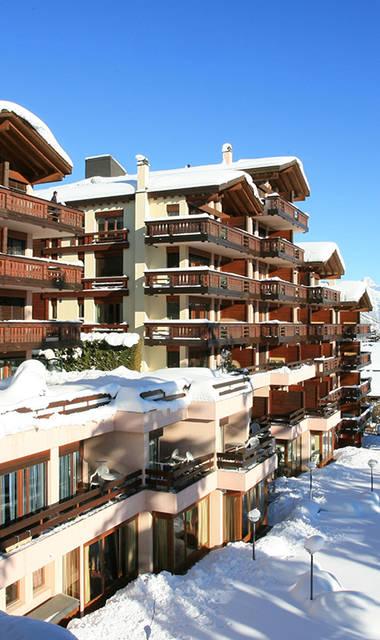 Appartementen Helvetia Intergolf thumbnail