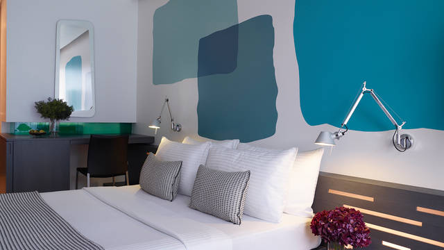 Kamer Hotel Fresh