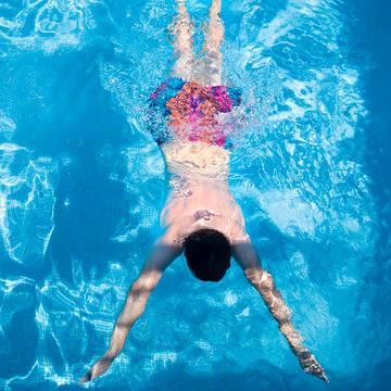 Zwembad Hotel Meira