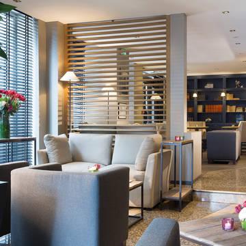 Lounge Hotel Albert 1er