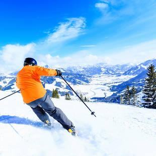 Gevorderde skiërs