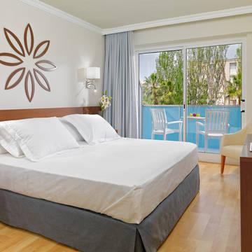 Voorbeeld slaapkamer, H10 Delfin Park Hotel H10 Delfin - adults only