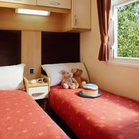 Prestige slaapkamer aparte bedden