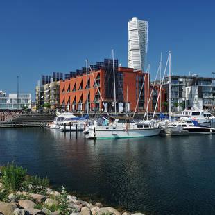 Malmö haven, Zweden - Foto: Justin Brown