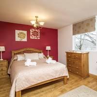 Voorbeeld slaapkamer 2-kamerwoning